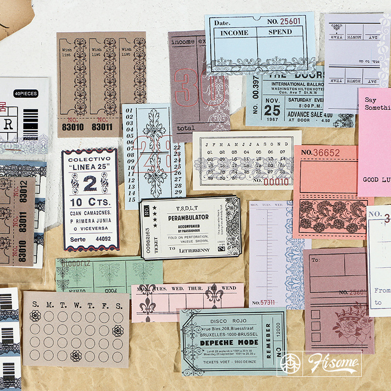 JIANWU 40 листов, японская деко бумага серии времени, сделай сам, креативный материал, Декор, пули, журнал поставок, без липкости Канцелярские наклейки      АлиЭкспресс