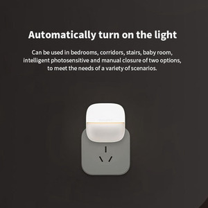 Image 2 - Yeelight YLYD09YL Square Light controlled smart Sensor Night Light Ultra Low Power Consumption For xiaomi mijia MI home