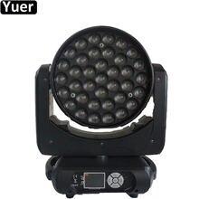 600 Вт высокой мощности движущийся головной светильник 37x15w