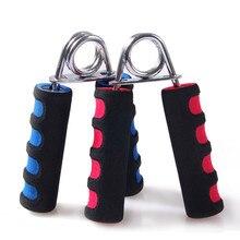 Пружинная рукоятка для пальцев силовой тренажер губка для предплечья рукоятка для укрепления кистевой Эспандер для тренировки рук