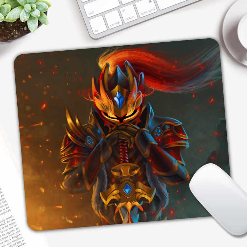Populer Mousepad Permainan Gamer Gaming Mouse Pad Lembut CSGO Dota 2 Laptop Notebook Mat