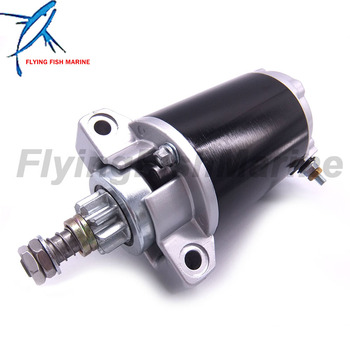 Outboard Engine 50-893894 Starter Motor for Mercury Marine 9.9HP 15HP Boat Motor , Sierra 18-6943