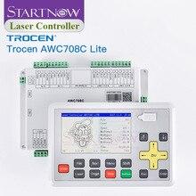 Trocen Anywells AWC708C Lite CO2 Laser DSP contrôleur panneau daffichage carte système de CNC carte de commande Laser pour pièces de machines Laser