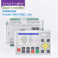 Trocen Anywells AWC708C Lite CO2 Laser DSP Controller Display Panel Card CNC System Laser Control Board For Laser Machine Parts
