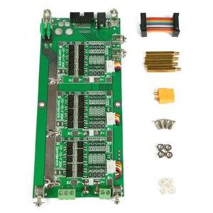 Image 2 - 16V 18650 support de batterie bricolage batterie externe 4S BMS équilibreur de batterie 30A 90A 16V boîte de batterie pour bricolage Kit Ebike Batteries de voiture électrique