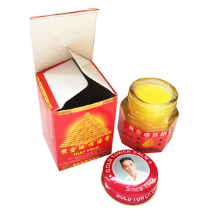 Image 5 - 6Pcs Vietnam Gold Tower Balm Active Cream 20g/bottle Relieving Itching Muscle Joint Rheumatism Pain Killer Detumescence Ointment