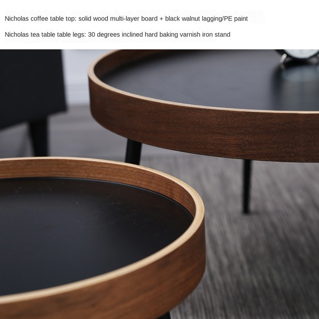 Round Coffee Tables  5