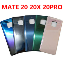 For Huawei Mate 20 20X Pro Housing Battery Back Cover Case Rear Door for 20Pro Replacement