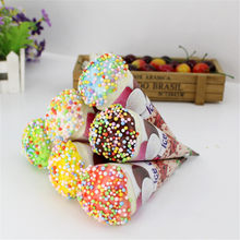 Wyświetl chleb gniotki powolny wzrost śmietanki zapachowa dekompresja miękka dekoracja symulowane lody zabawki zabawki dla dzieci