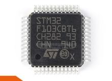Xinyuan 5 pièces/lot STM32F103CBT6 LQFP48 STM32F103CB QFP48 QFP bras MCU nouveau et original IC