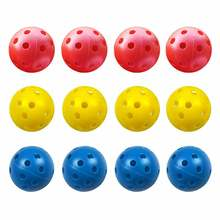 Портативный мяч для гольфа практика, на открытом воздухе гольф обучение мяч открытый гольф практика мяч для гольфа аксессуары