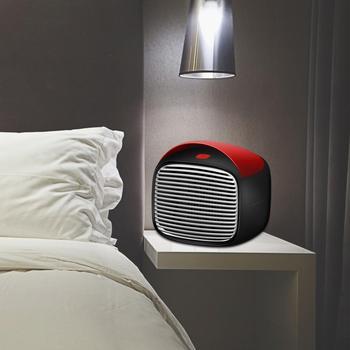 New Mini Household Appliance Heater Small Portable Electric Heater Fan Desktop Heater Air Heater For Home Winter Warmer Fan new hot 500w mini portable ceramic heater electric cooler hot fan home winter warmer us plug