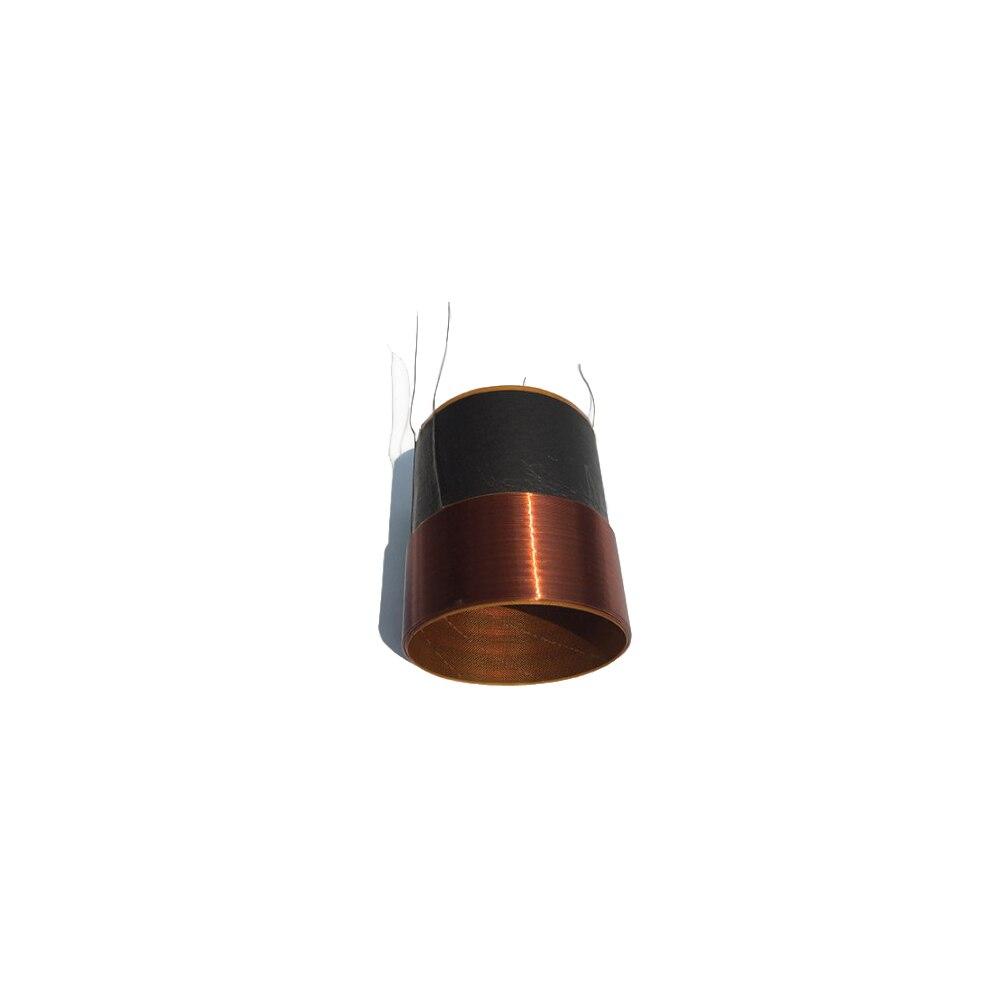 Taidacent Audio Accessories Electro-acoustic Device Bass Single Coil Voice Coil Diaphragm Elastic Wave Voice Coil For Speaker