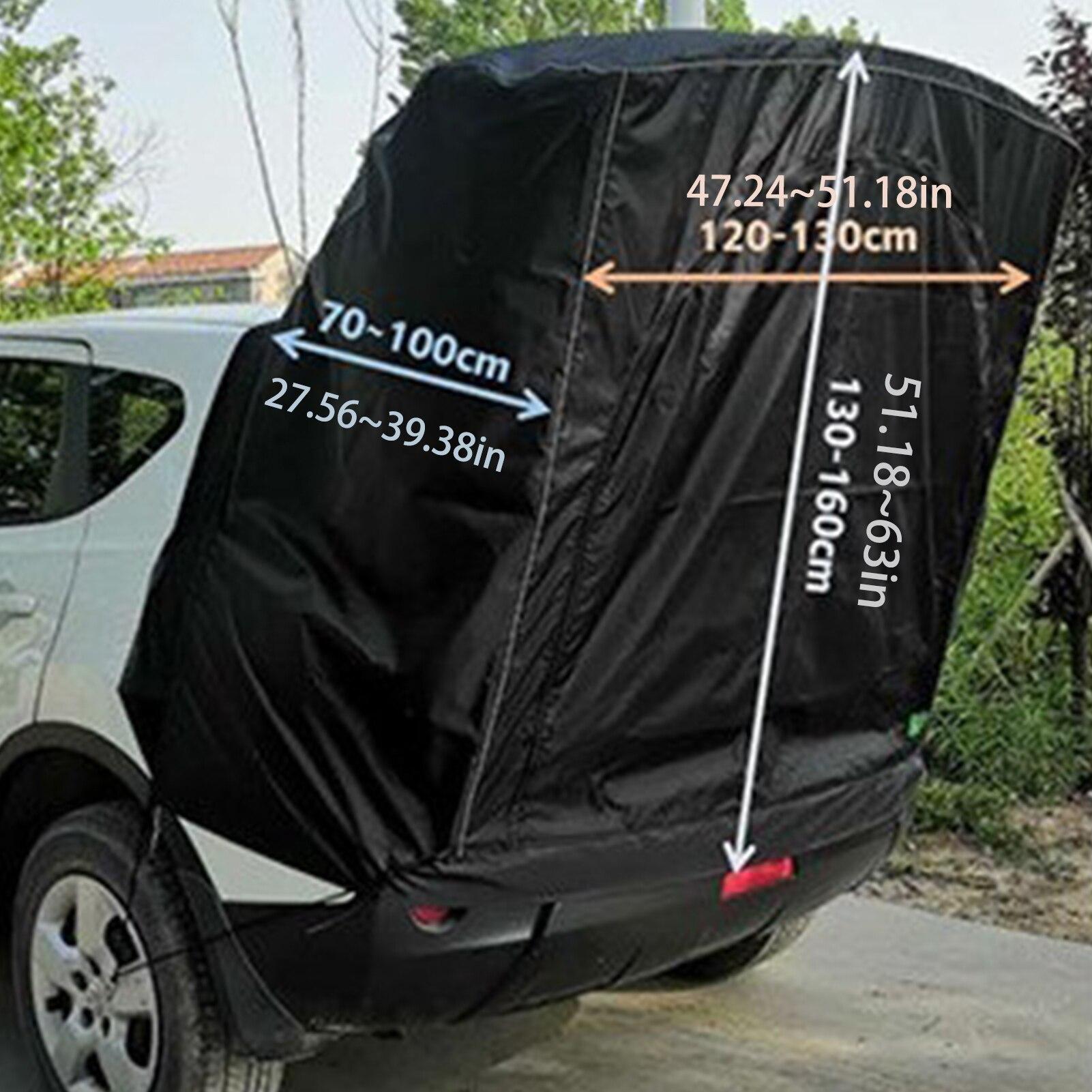 piquenique toldo para suv carro acampamento piquenique tenda equipamento 03