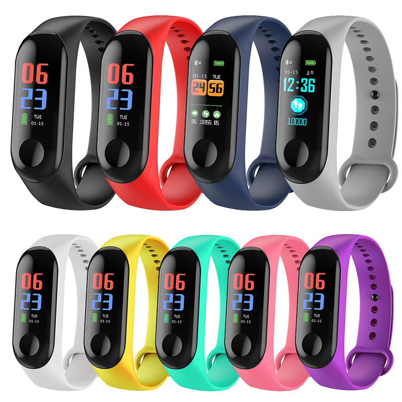 FXM Waterproof Children's Sports Bracelet Smart Men's Watch Digital Electronics 2020 Women's Watch Bluetooth Watch Women's Watch