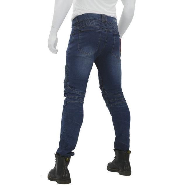 Nouveau KOMINE pantalons de Moto hommes Moto Jeans équipement de protection équitation Touring pantalons de Moto Motocross pantalons Pantalon Moto 1