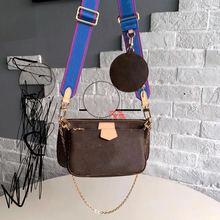 Designer sênior de alta qualidade couro diagonal saco popular marca saco diagonal