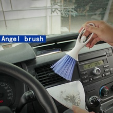 Auto Car Air Conditioner Vent Outlet Cleaner Cleaning Brush Dusting Blinds Keyboard Cleaning Brush Tools Set