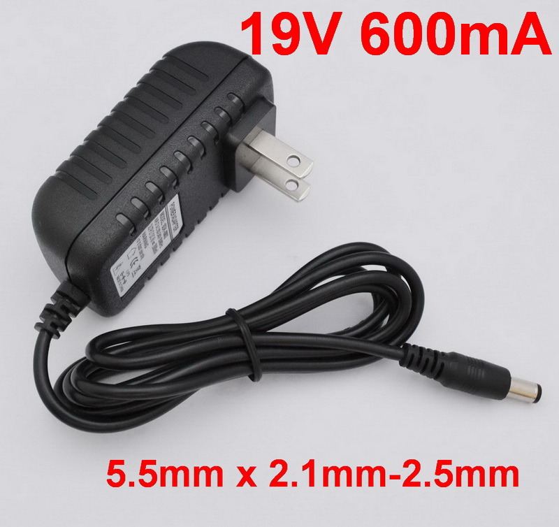 US 6V 0.6A 600mA 500mA DC 5.5mmX2.5mm Charger Supply AC Power Adapter Switching