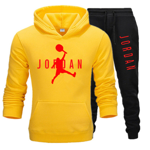 Explosive style men's hoodie sweatshirt sportswear JORDAN 23 jacket + pants men's suit brand clothing men's fashion sportswear c
