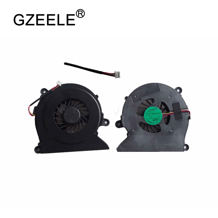 Laptop Cpu Fan For Clevo M760 M760s FOUNDER S510 S510IG S410IG S410 Averatec Vu TS506 AB0805HX-TE3 DFB602205M30T F7N9 Fan