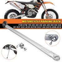 Motorrad Parkplatz Rack Side Kick Stand Ständer Für KTM Für HUSABERG Für HUSQVARNA 150 250 300 350 400 450 500 505 530 XC XCF|Ständer|Kraftfahrzeuge und Motorräder -