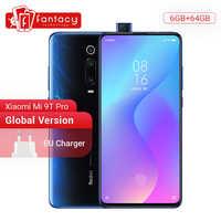 "Version mondiale Xiao mi mi 9T Pro (Red mi K20 Pro) 6GB 64GB Snapdragon 855 Smartphone 6.39 ""affichage caméras 48MP 4000mAh batterie NFC"
