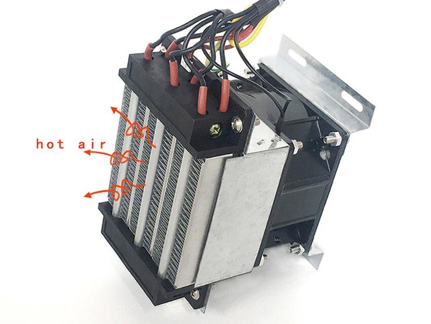 Бесплатная доставка постоянная температура промышленных PTC нагреватель вентилятора 300 Вт ~ 500 Вт 220 В AC инкубатор