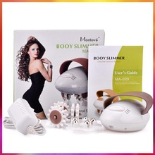 3D Electric Anti-cellulite Massager Body Slimmer Cellulite Remove Roller Massage Fat Burner Machine