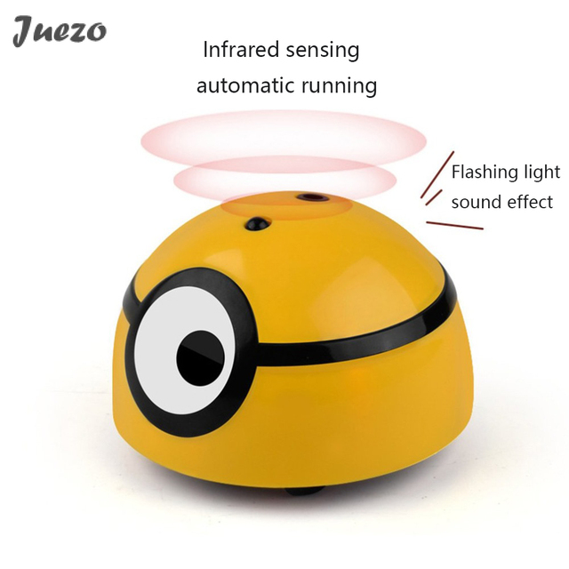 Intelligent Escaping Toy Cat Dog Automatic Walk Interactive Toys For Kids Pets Infrared Sensor Rabbit Pet Supplies Accessories 2