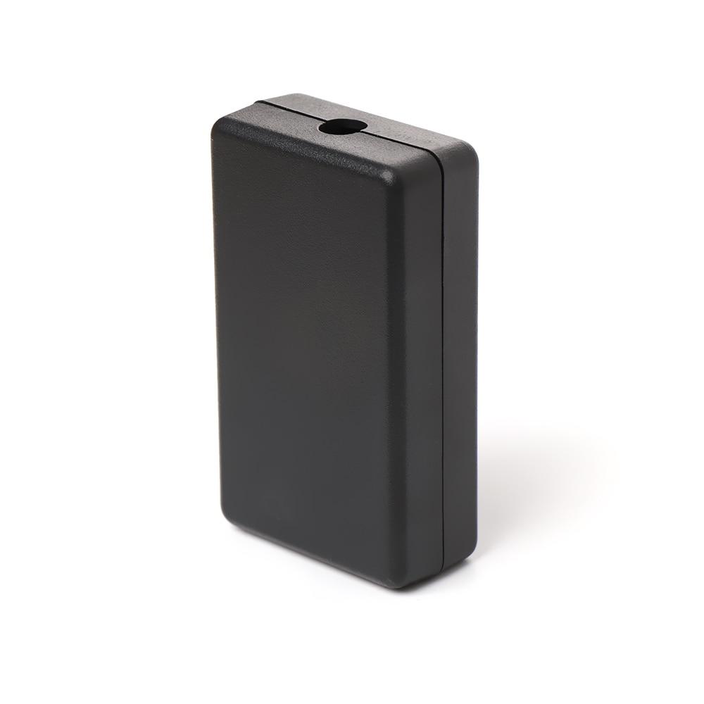 2 шт. водонепроницаемый черный DIY корпус чехол для инструментов ABS пластик проект коробка чехол для хранения корпус коробки электронные принадлежности