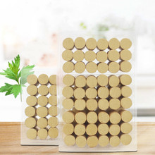54Pcs/Box Moxa Rolls Chinese Traditional Moxibustion Sticks Roller Burner Acupuncture Massage 50: 1 moxa acupuncture massage