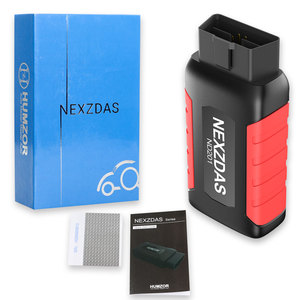 Image 5 - Humzor Nexzdas ND306/ND201 Lite Completo Del Sistema OBD2 Scanner Obd 2 Auto Scanner con Funzioni Speciali Strumento di Diagnostica Automotive