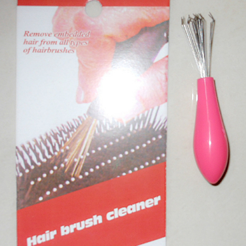 Creative Hair Brush Magic Shower Women Hair Combs Cleaning Brush Tools Cleaner Embedded Tool Plastic Cleaning Removable Handle