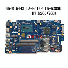 Laptop Mainboard Dell Inspiron LA-B016P for 5548/5448/I5-5200u/..