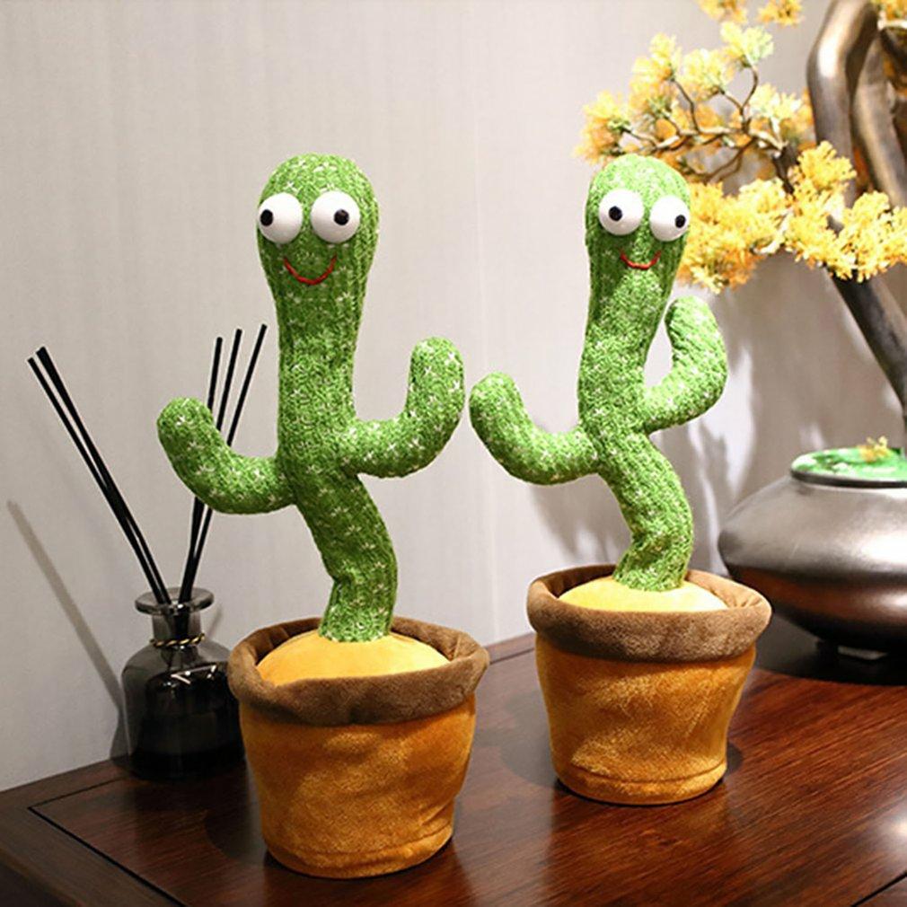Dancing Cactus Toy
