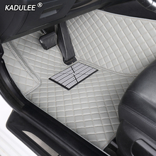 KADULEE Custom car floor mats for Lexus ES IS-C IS LS RX NX GS CT GX LX570 RX350 LX RC RX300