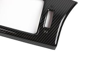 Image 3 - Center Konsole Klimaanlage Vent Dekoration Links Ringht für Toyota 4 Runner 2010 2020 Auto Innen Zubehör Rot Aufkleber