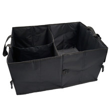Car Trunk Organizer Eco-Friendly Super Strong & Durable Collapsible Cargo Storage Box For Auto Trucks SUV /