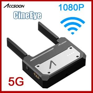 Image 5 - 재고 있음 Accsoon CineEye 무선 5G 1080P 미니 HDMI 전송 장치 비디오 송신기 IOS 아이폰에 대 한 iPad Andriod 전화