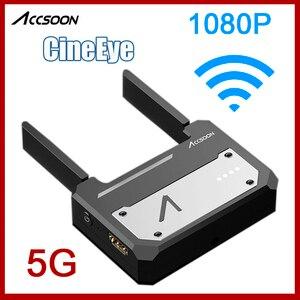 Image 5 - Em estoque accsoon cineeye sem fio 5g 1080 p mini hdmi dispositivo de transmissão vídeo transmissor para ios iphone para ipad andriod telefone
