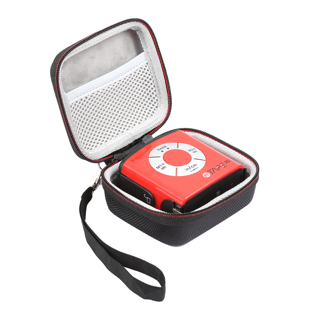 LuckyNV Portable Hard Case for eTape16 ET16.75-db-RP Digital Tape Measure