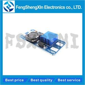 Image 2 - 5 шт. MT3608 модуль DC DC Step Up усилитель конвертера Питание модуль Boost повышающий доска Макс выход 28В 2A
