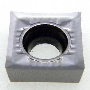 Image 2 - MZG SCGT 120404Z ZPW10 Chato Transformando Pastilhas De Metal Duro de Corte Torno CNC para o Processamento de Alumínio Toolholders SSBCR