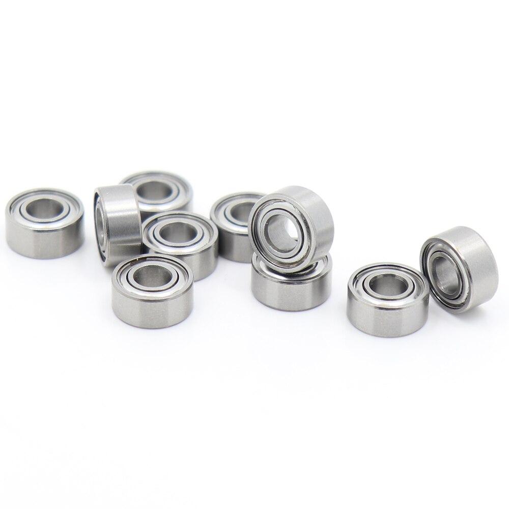 Wholesale Lot 10 Bearings 684ZZ 4x9 Shielded 4x9x4 Ball