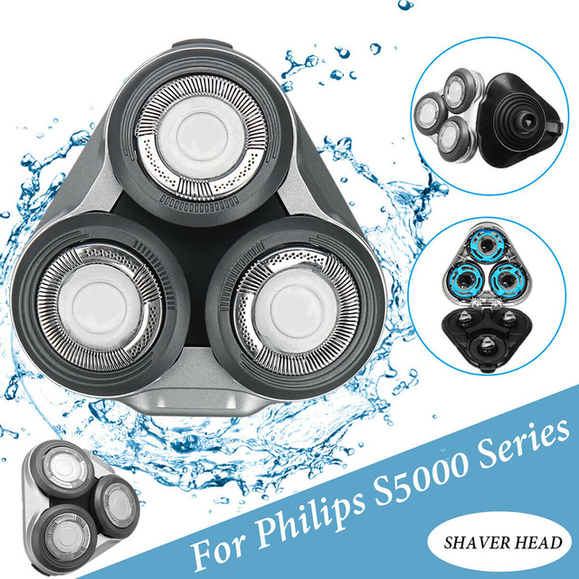 เปลี่ยนหัวโกนสำหรับ Philips Series S5000 S5070 S5100 S5400 S5420 S5570