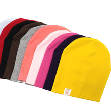 New Baby Street Dance Hip Hop Hat Cotton Spring Autumn Toddler Hat Scarf for