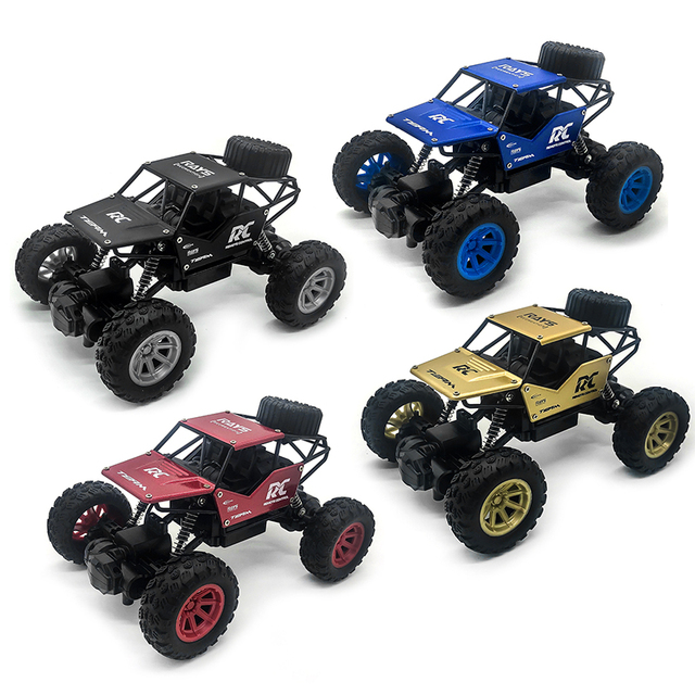 1 18 RC Car 4WD RC Cars Updated Version 2 4G Radio Control RC Cars remote