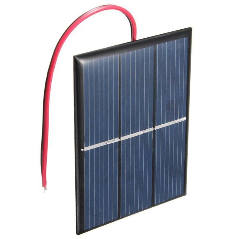 Micro mini células solares compact 80x60mm painéis