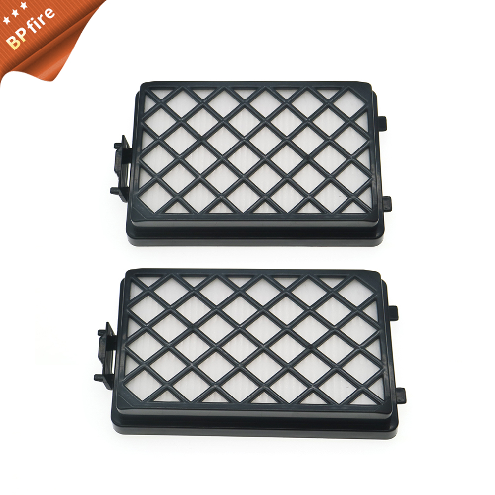 2PCS Dust Filters HEPA H13 DJ97-01670B Assy OUTLET Filter For Samsung Sc8810 SC8813...series Vacuum Cleaner Accessories